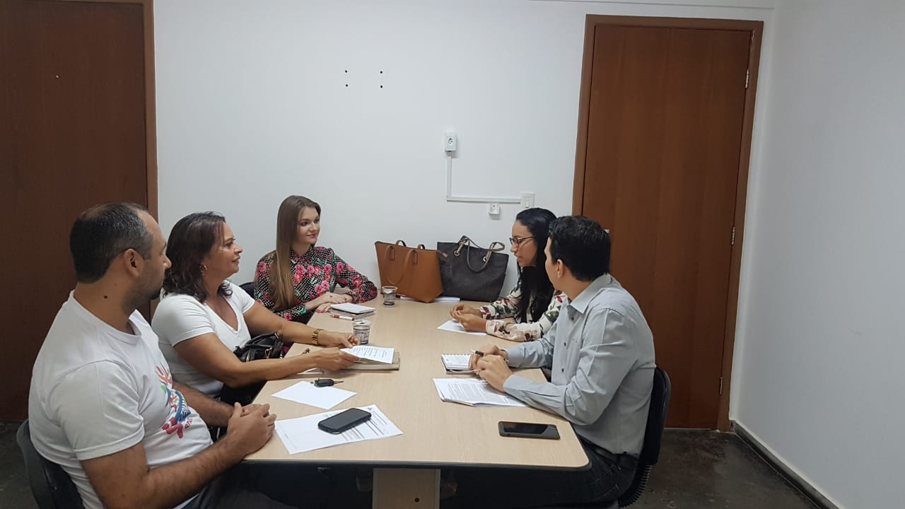 Em reunião, Sindsemb discute situação dos Agentes de Trânsito, Guardas Municipais e Plano de Cargos e Salários com administração municipal
