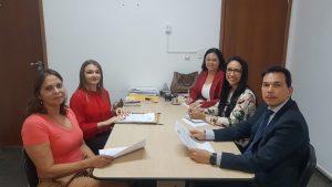 SINDSEMB protocola documentos e encaminha propostas para reavaliação do Plano de Cargos e Salários