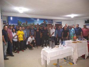Presidente do SINDSEMB, Carmélia da Mata participa de capacitação aos vigilantes e porteiros escolares do município