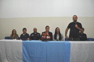 Sindsemb participa de entrega das carteiras de identidade funcional dos Guardas Municipais de Barreiras