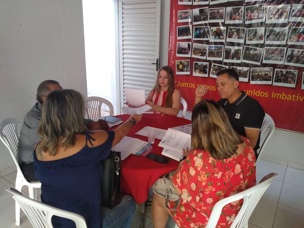 Comissão eleitoral homologa inscrição da chapa única ' Somos Servidores, Somos Sindsemb ' para concorrer à diretoria do Sindsemb