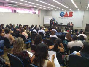 SINDSEMB E SERVIDORES PARTICIPAM DA AUDIÊNCIA PÚBLICA SOBRE AS MUDANÇAS COM  A PEC 06/2019